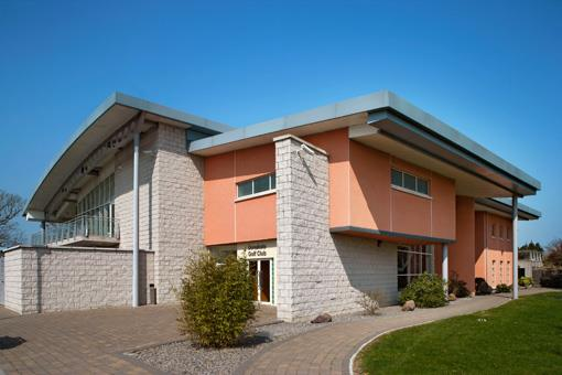 Donabate Golf Club Clubhouse